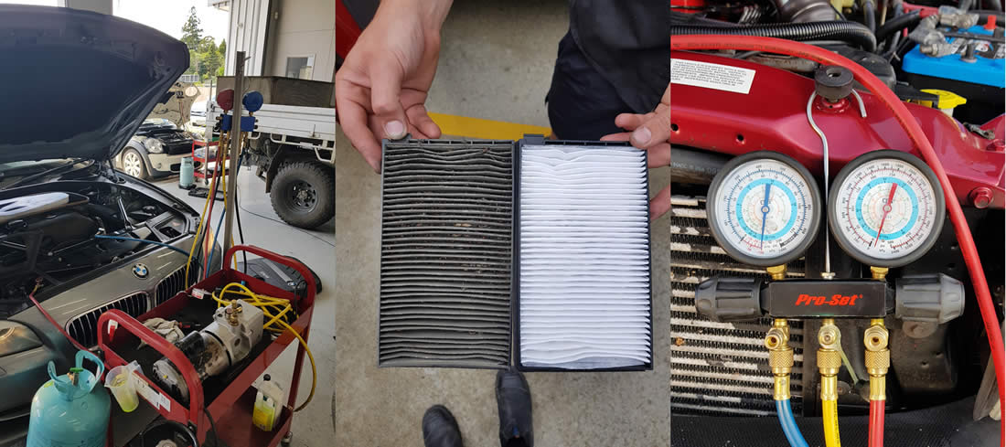 Vehicle Air Conditioning - Deane Mark Auto Electrical